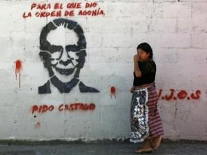 Mural Rios Montt